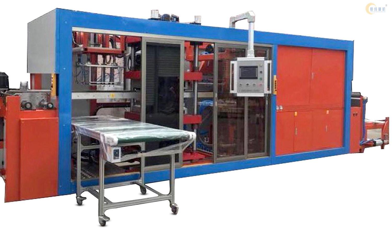 HW6171全自动吸塑负压一体机