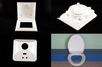 适用于卫浴行业的吸塑产品