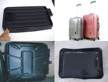 适用于箱包行业的模具实拍及介绍
