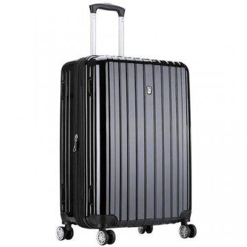 行李箱材料PC对比ABS材料哪个好?